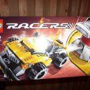 Lego kocke nove RACER - 10 eur
