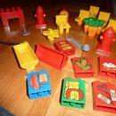 Lego kocke duplo - vsak kos 1,5 eur