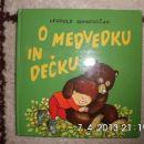 O medvedku in dečku - 4 eur