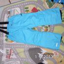116 smučarske hlače, čisto nove, 20 eur
