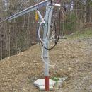 Stari vrh, november 2005