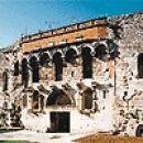 Dioklecijanova palača.severna vrata