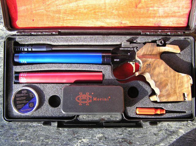 FWB P34-Kompresor PA2-Jelenova trofeja - predvajalnik fotografij