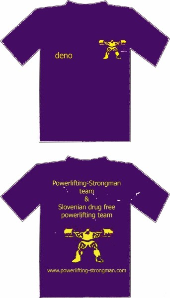 PLstrongman team - foto