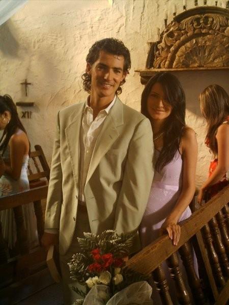 Poroka (zakulisje) - foto