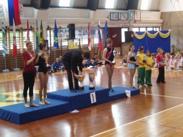 11. Državno Prvenstvo v twirlingu [Slovenska  - foto