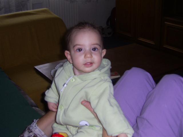 Tamara 6-7 mesecev - foto