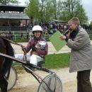 Šentjernej 24.4.2005 Zmagovalec 3. dirke_Petra Retelj_PERIGNON_1.23.2