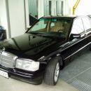 Mercedes 190 Popravilo