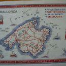 Prvi zemljevid...