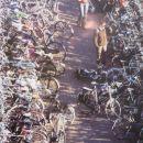 kolesca na parkingu