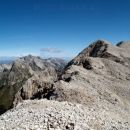 Pa pogled nazaj na greben