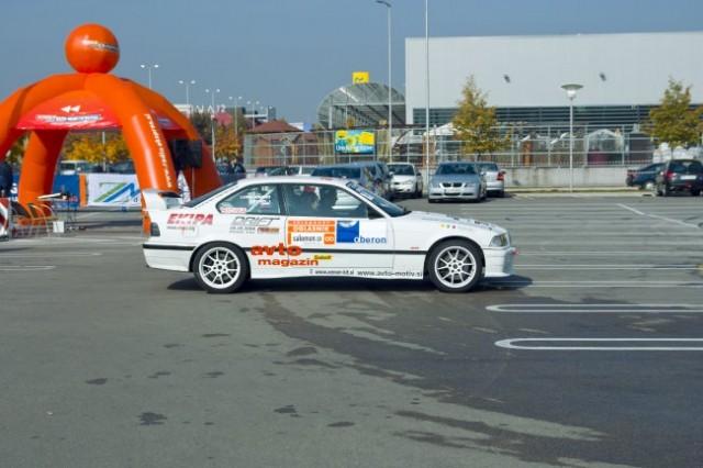 BMW trening voznikov + LMG (11.10.2008) - foto