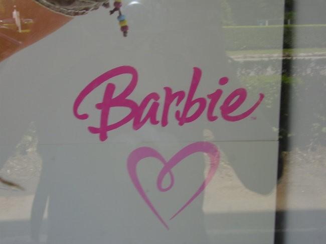 I`m Barbie girl... =D