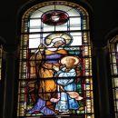 okno v cerkvi