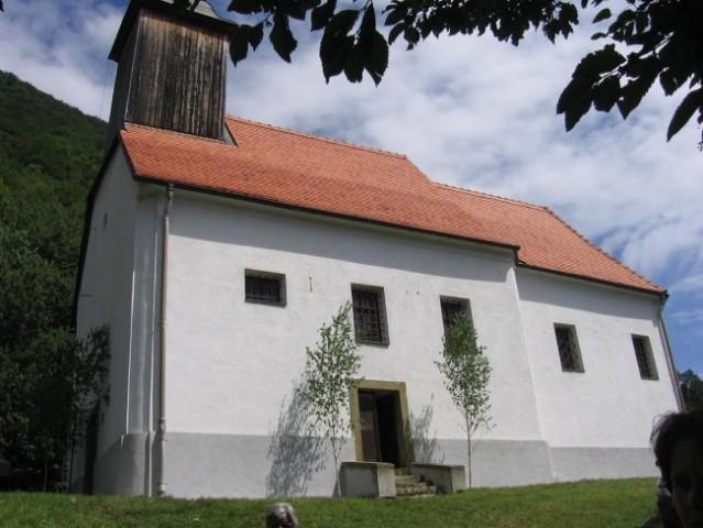 Cerkvica sv. donat