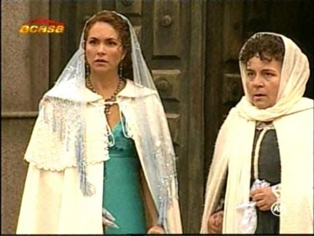Scene iz telenovele - foto