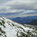Pogled na Uršljo goro