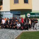 Ekipa prvega srečanja Štromarjev
