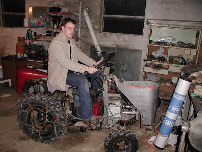Pimp my traktor - foto povečava