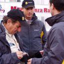 Jean Ragnotti govori zelo mao angleško zato je tu bil njegov sovoznik s katerim sva se pog