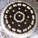 Marmeladna torta s čokoladnim oblivom