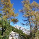 autumn in Julian Alps
