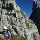 HIKING: Strma pec (7860 feet)