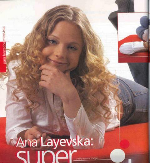 Ana Layevska-Ana  - foto