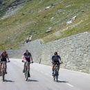 Tik pred vrhom Hochtor (2.503 mnm) - 05.08.03