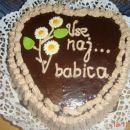 Torta Nutella za babico