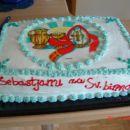 ..torta za birmanca.