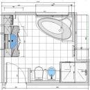 tloris kopalnice