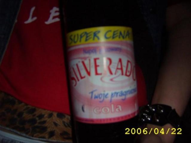 SILVERADO specjalnie for Dżuma