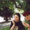 Edyta i Ja na placu w Chrzanowie