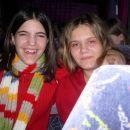Ana in Nika nista glih sošolke,...