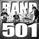 band 501, bend petstojedan