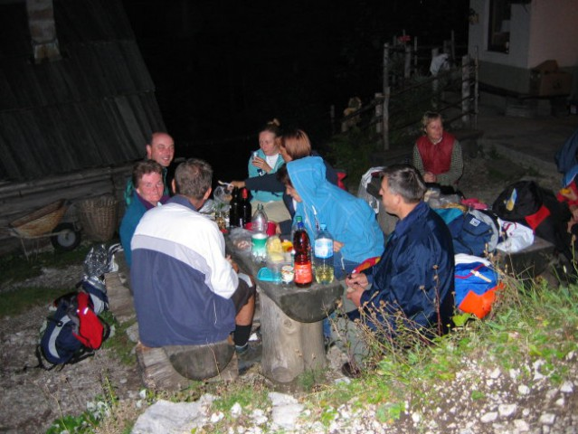 LOGARSKA DOLINA 3. - 4.9.2004 - foto