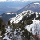 Po tem grebenu na Kriško goro