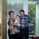 babi in dedi po mamičini strani