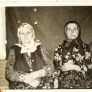 Rahmetli nana zumra i mati Halima, rahmet plemenitim dušama njihovim.