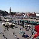 glavni trg čez dan