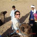 2 uri ježe do oaze (kampa), kjer smo prespali in zjutraj gledal sončni vzhod