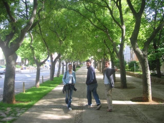 žur na Cresu in Lošinju (1. maj 2006) - foto