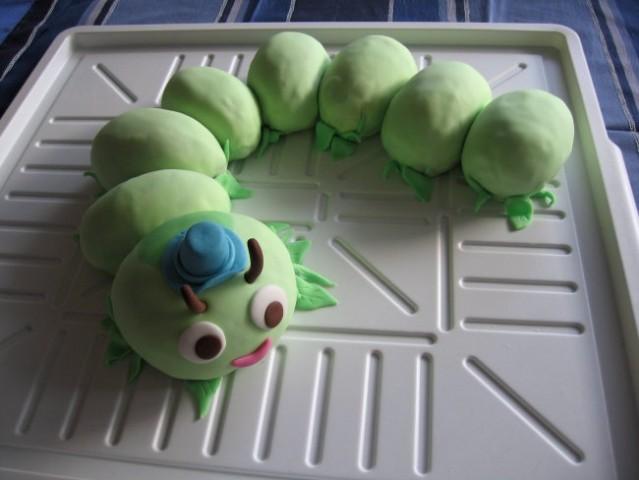 Torta gosenica