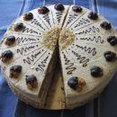 Orehova maslena torta