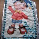 Jupi moja tortica.