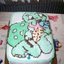 Moja tortica-za to je mami hodila pozno zvečer spat.