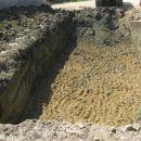 izkopana manjša jama