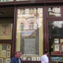 V Ljubljani leta 1914 - sredi Prage!